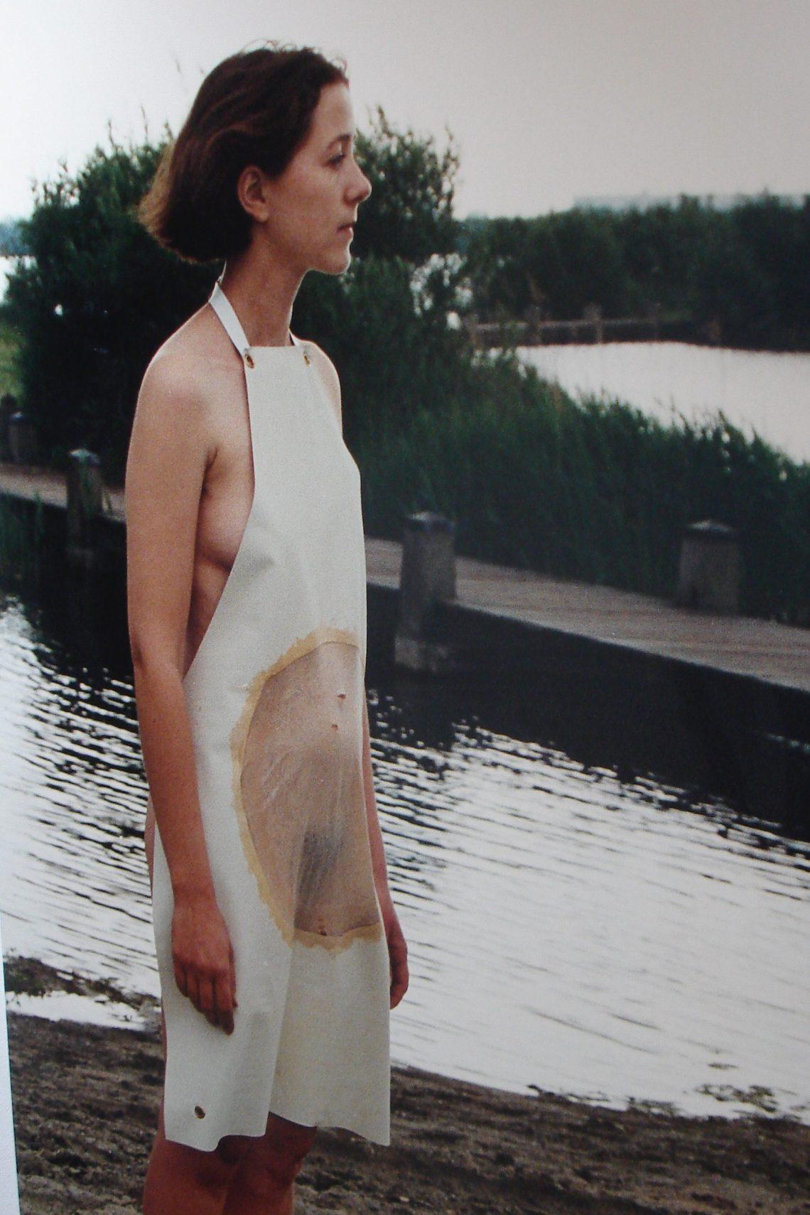 Ela Bauer, 1995. Foto met dank aan Ela Bauer©