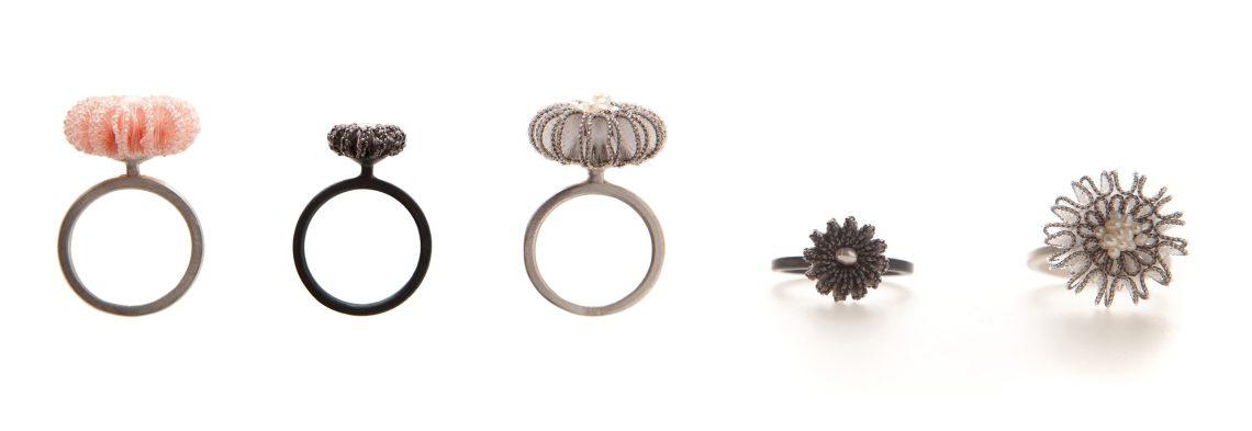 Anke Hennig, Linea I, ringen. Foto met dank aan Anke Hennig©