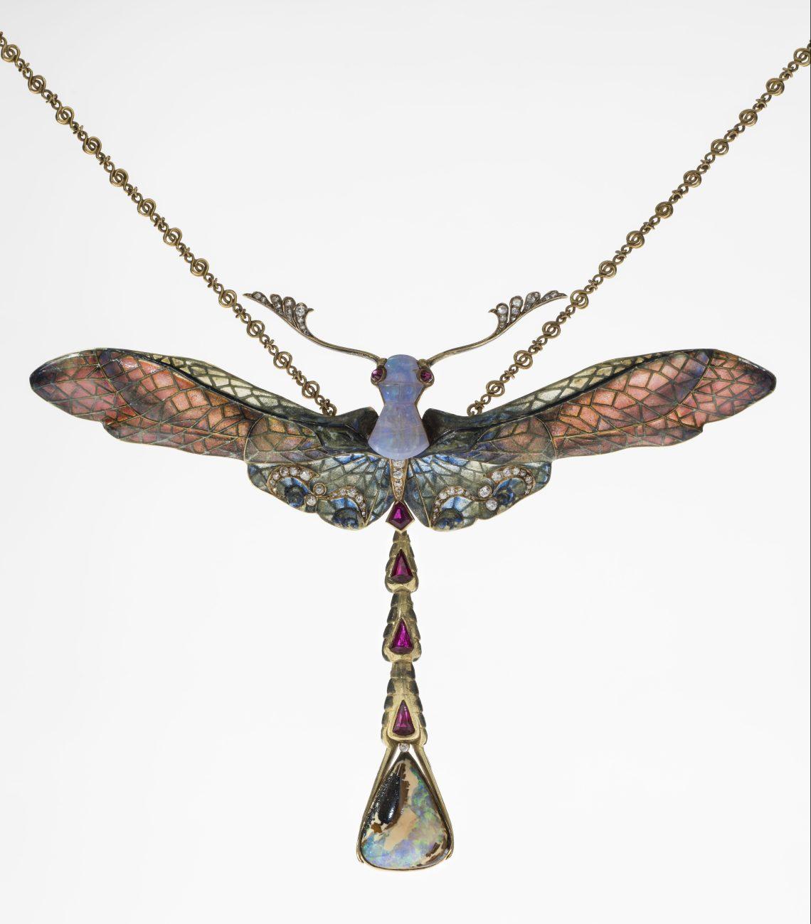 Philippe Wolfers, Libel, hanger, 1902-1903. Collectie Koning Boudewijnstichting. Foto met dank aan Jubelparkmuseum©
