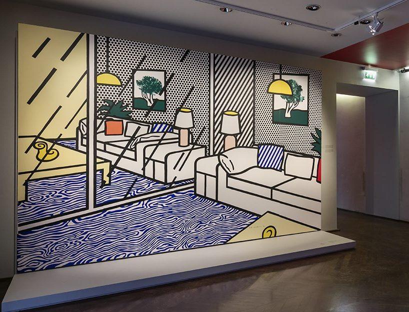 Roy Lichtenstein. De Calder à Koons, 2018. Foto met dank aan Musée des Arts Décoratifs Parijs, Luc Boegly©