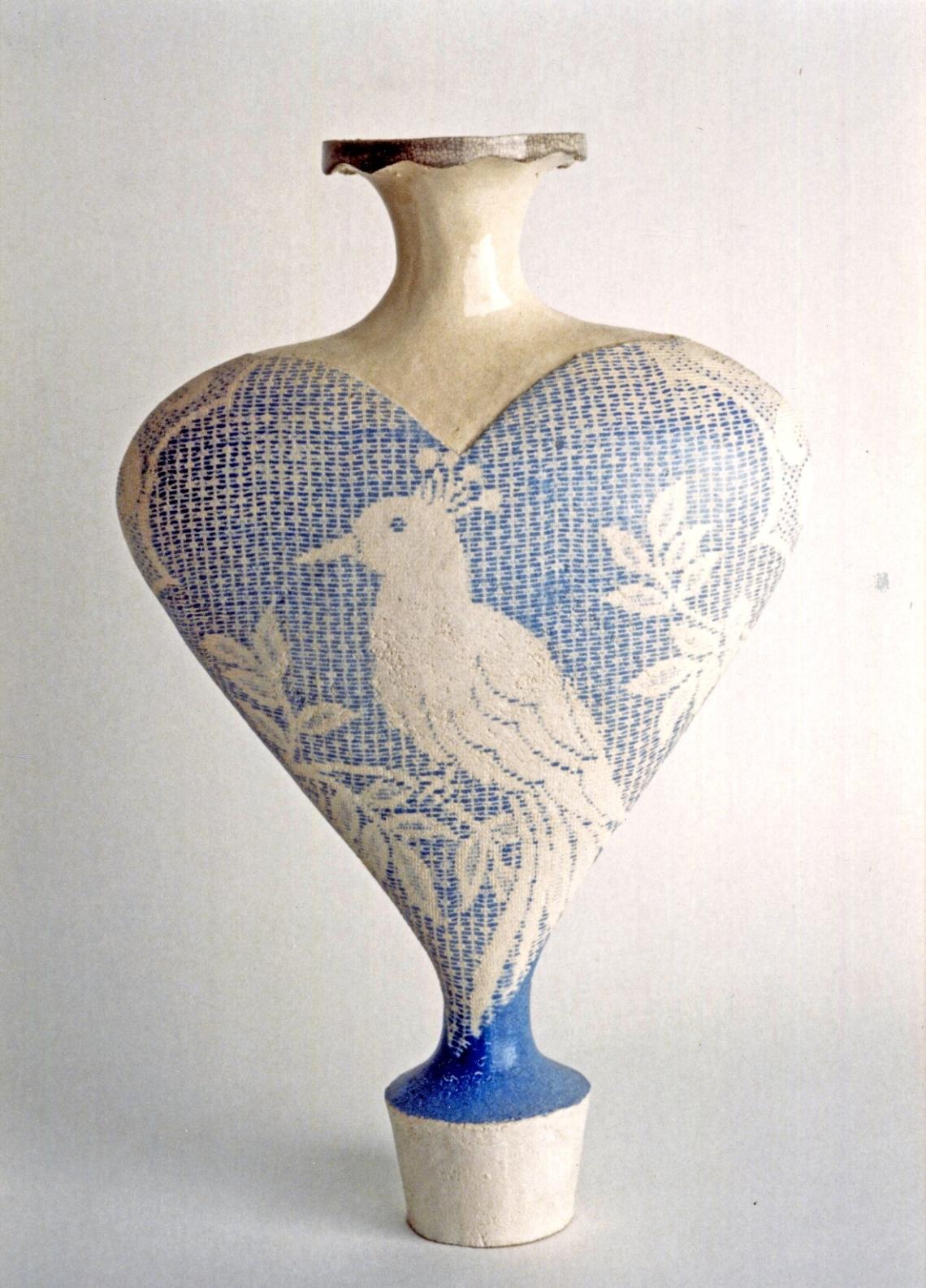 Francesca di Ciaula, vaas, 1994. Foto met dank aan Francesca di Ciaula©