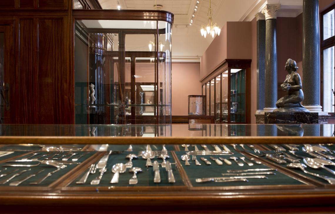 Victor Horta voor Wolfers Frères, 2017. Foto met dank aan Jubelparkmuseum©