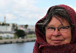 Dorothea Prühl. Foto met dank aan Dorothea Prühl, Alfred Taatz©