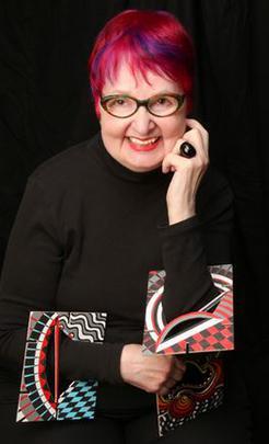 Marjorie Schick. Foto met dank aan Wikimedia Commons