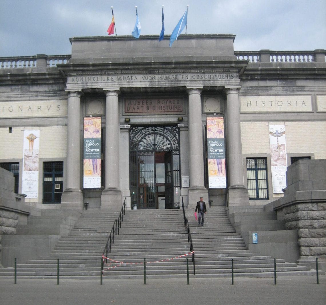 Jubelparkmuseum, Brussel. Foto Esther Doornbusch, juni 2018, CC BY 4.0