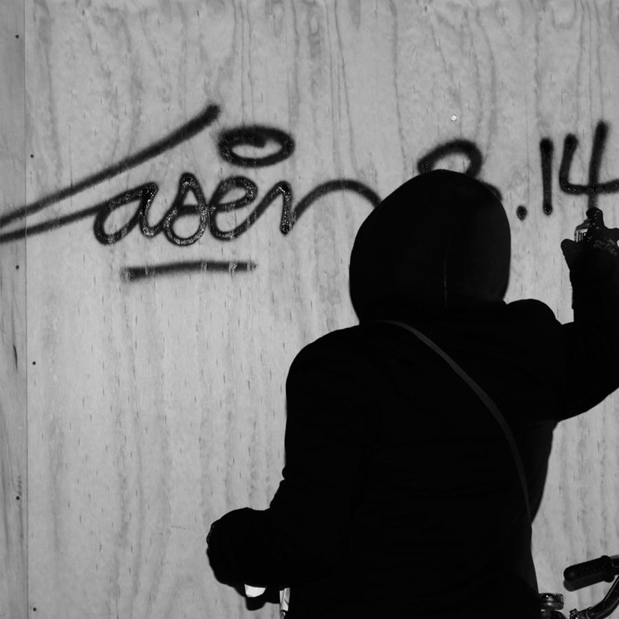 Laser 3.14. Foto met dank aan Frank Tjepkema©