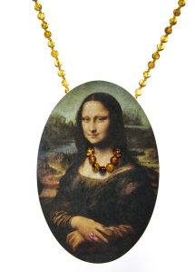 Herman Hermsen, Mona Necklace, halssieraad, 2015. Foto met dank aan Velvet da Vinci©
