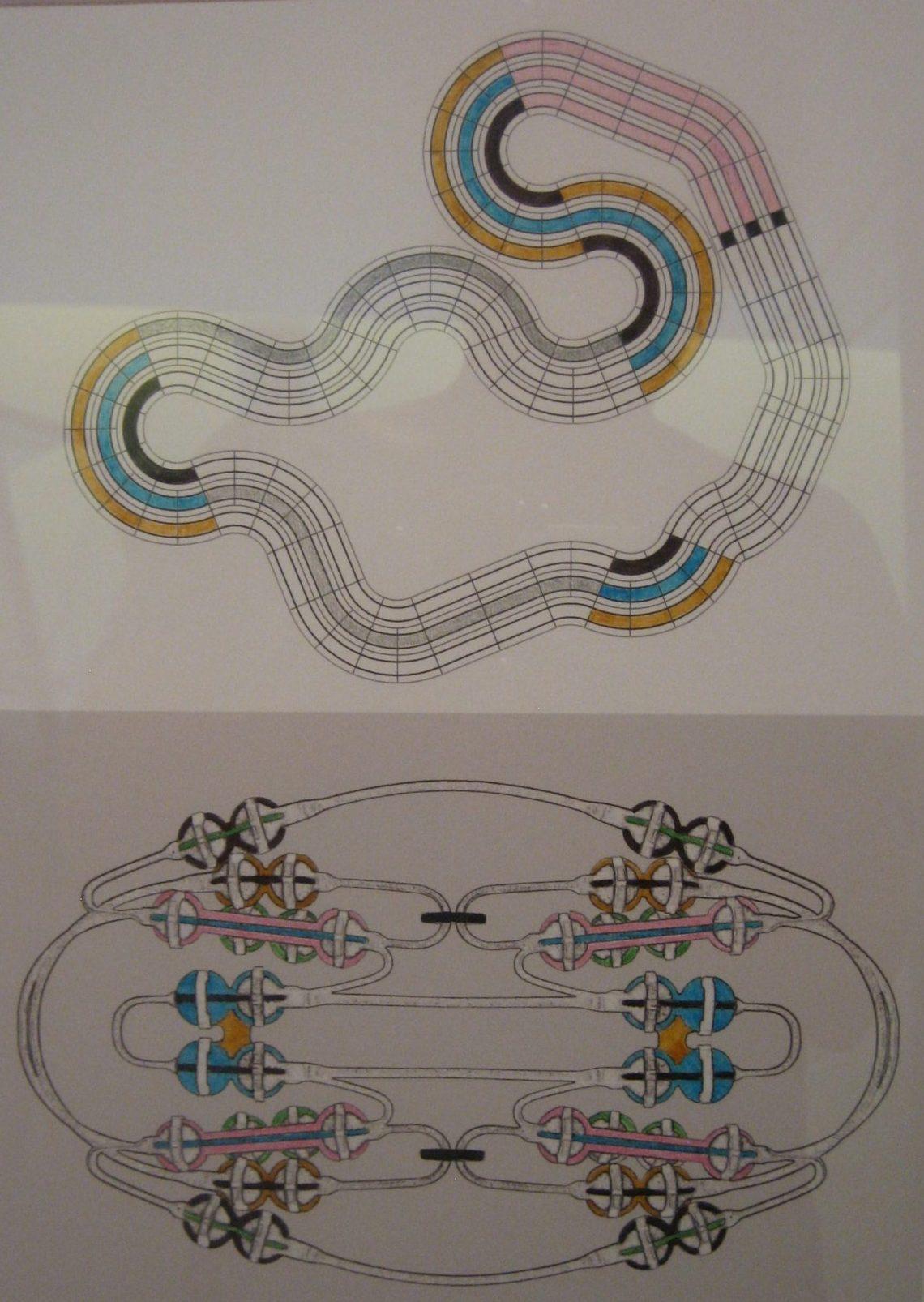 Svenja John, tekening, 2015-2018. Future Form, CODA, 2018. Foto Esther Doornbusch, 25 juli 2018, CC BY 4.0
