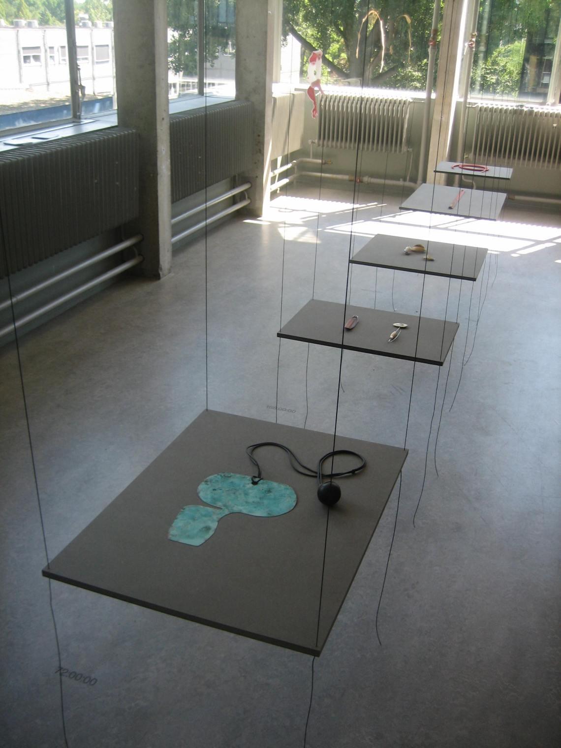 Graduation Show, Gerrit Rietveld Academie. Foto Esther Doornbusch, juli 2018©