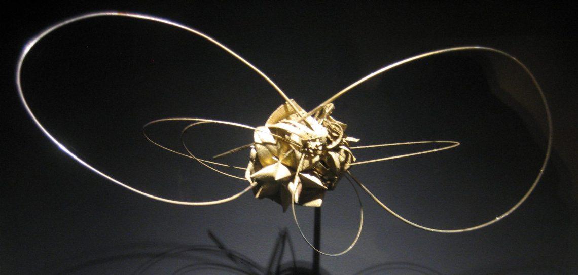 Frank Stella, halssieraad, 2009. Collectie Diane Venet. Foto Esther Doornbusch, juni 2018©