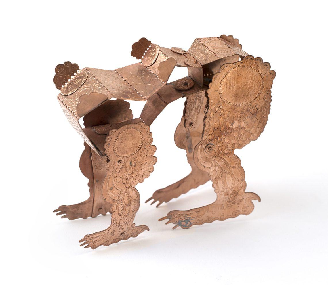 Tabea Reulecke, object. Foto met dank aan Deutsches Goldschmiedehaus, Qi Wang©