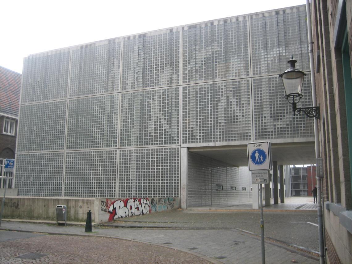 Kunstacademie Maastricht. Foto Esther Doornbusch, 14 augustus 2018, CC BY 4.0