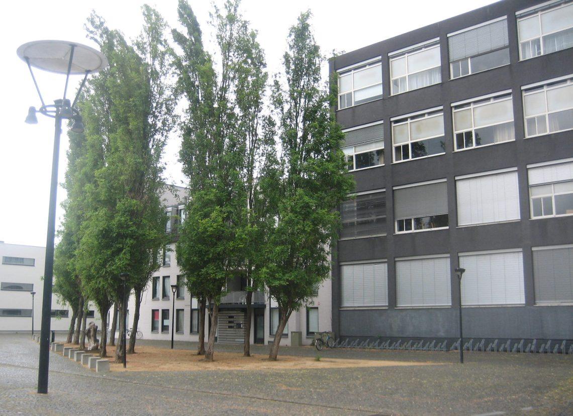 Stadsacademie Maastricht. Foto Esther Doornbusch, 14 augustus 2018, CC BY 4.0