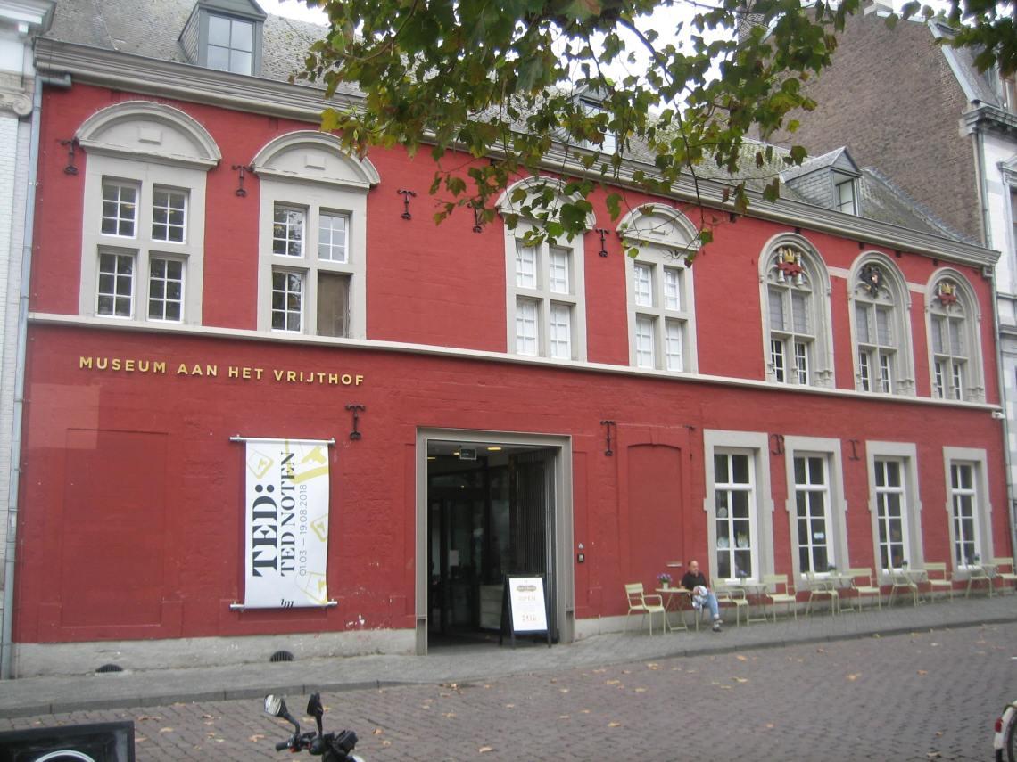 Museum aan het Vrijthof. Foto Esther Doornbusch, 14 augustus 2018©