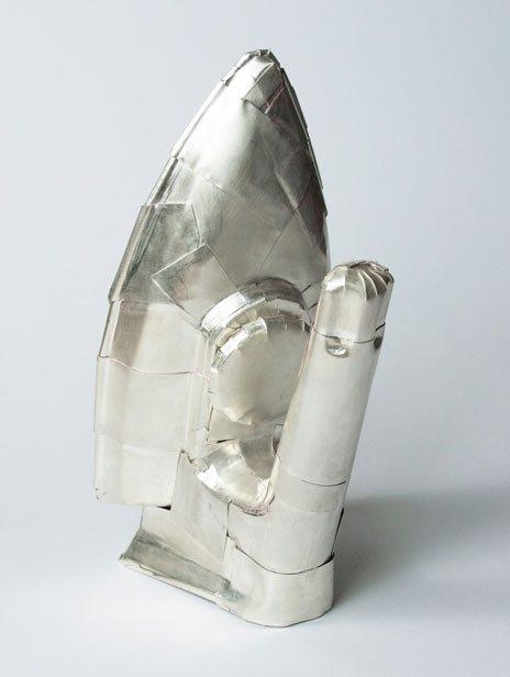 Karen Pontoppidan, Knell#II: Iron, object. Foto met dank aan Galerie Rob Koudijs©