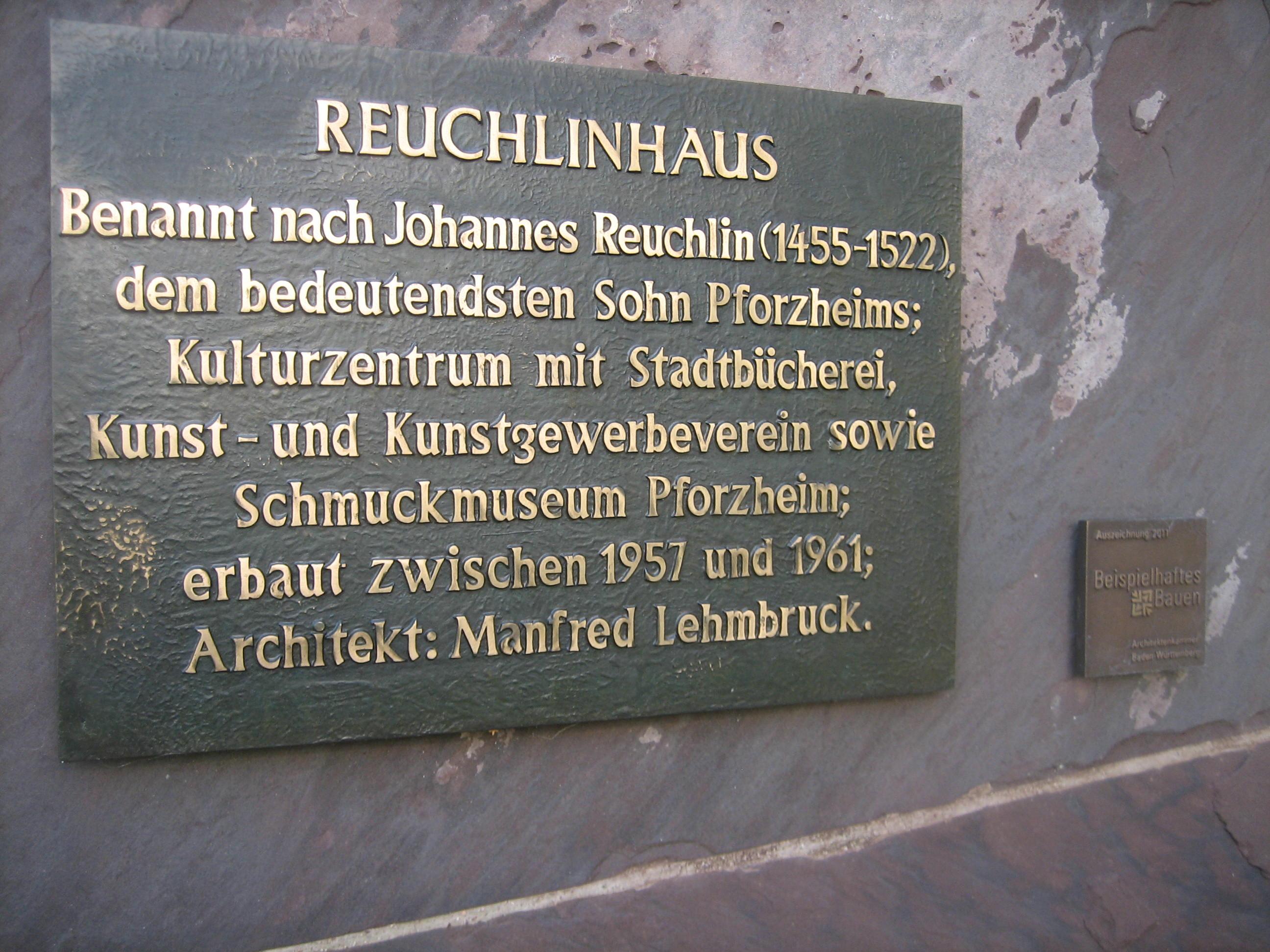 Schmuckmuseum Pforzheim. Foto Esther Doornbusch, september 2018, CC BY 4.0
