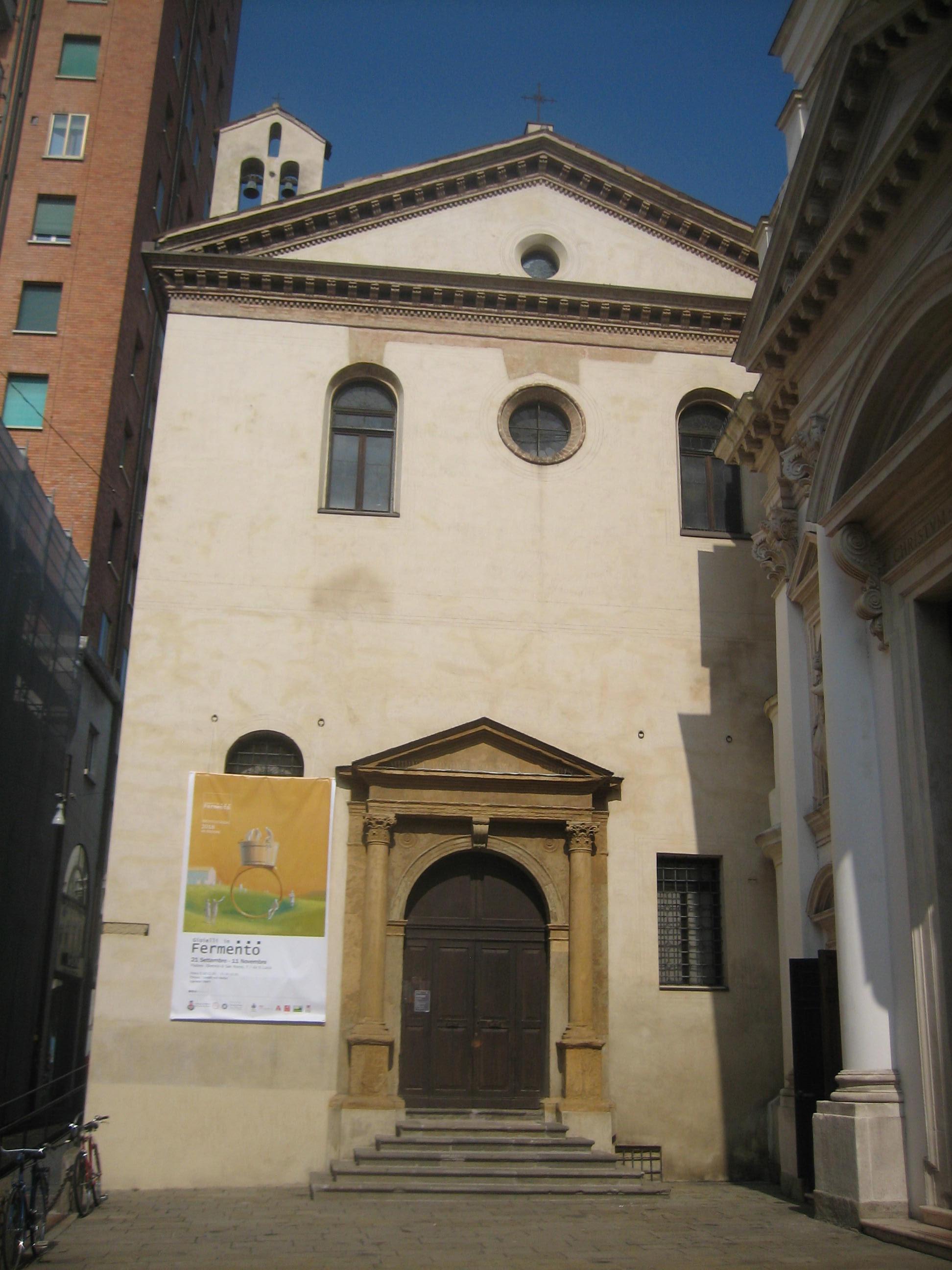 Oratorio di San Rocco, Padua. Foto Esther Doornbusch, september 2018©