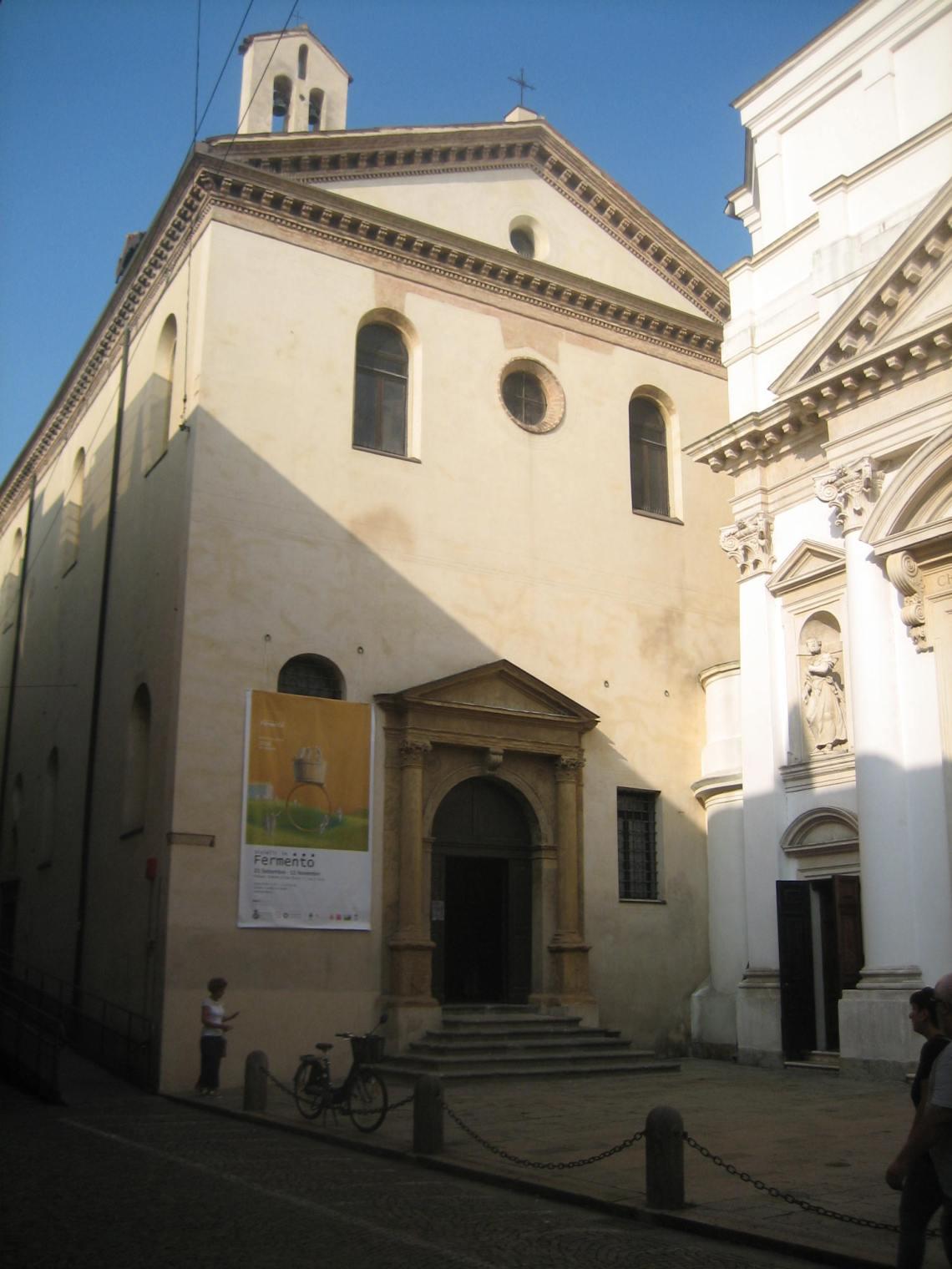 Oratorio di San Rocco, Padua. Foto Esther Doornbusch, september 2018, CC BY 4.0