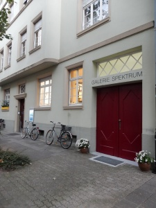 Galerie Spektrum, Karlsruhe. Foto Coert Peter Krabbe, september 2018©