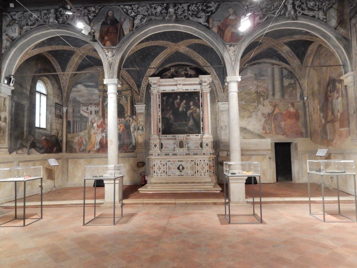 Oratorio di San Rocco. Foto met dank aan Coert Peter Krabbe, september 2018, CC BY 4.0