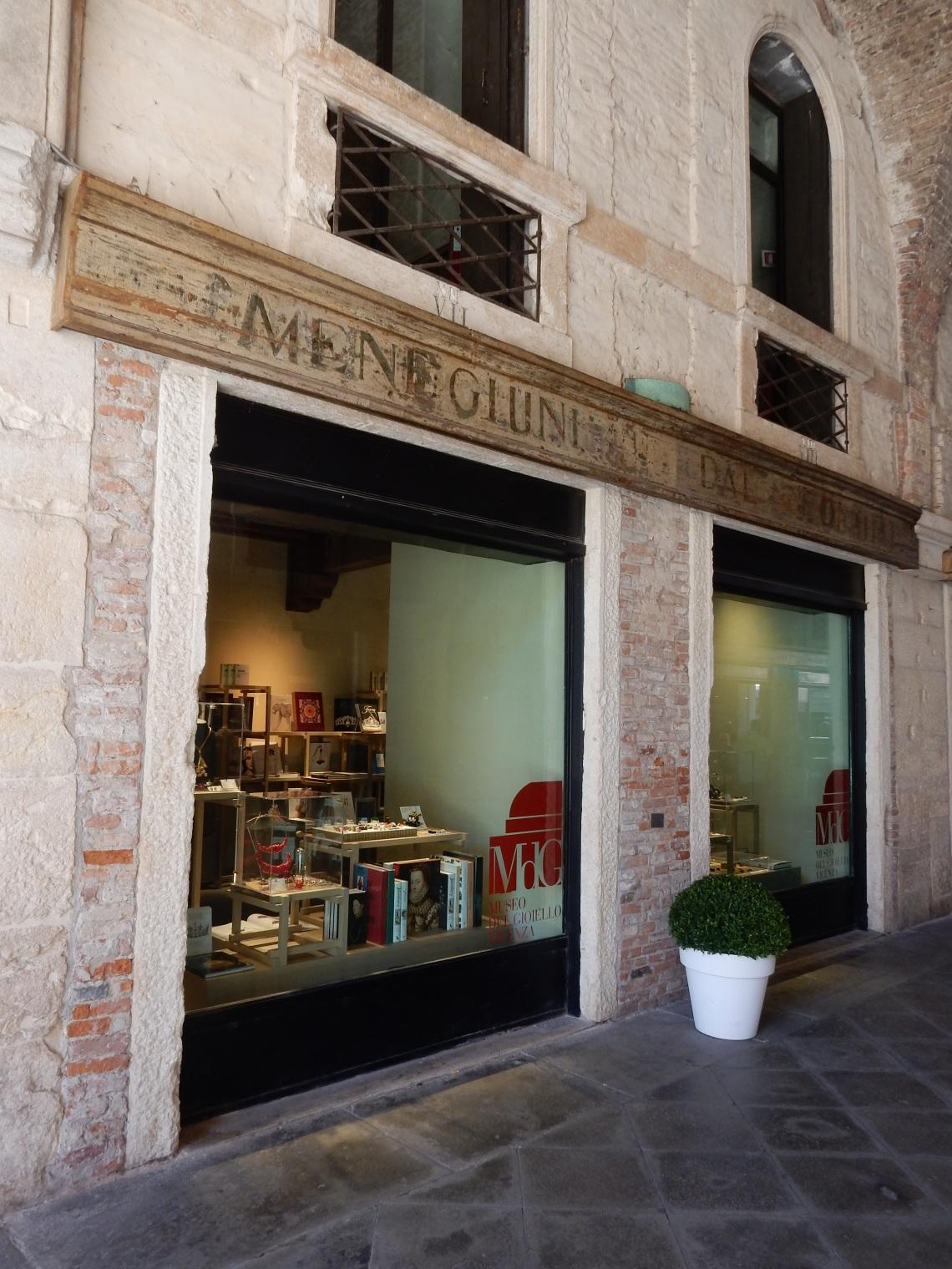 Museo del Gioiello, Vicenza. Foto met dank aan Coert Peter Krabbe, september 2018, CC BY 4.0