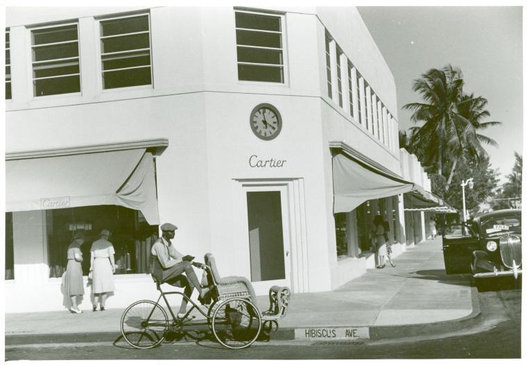 Cartier, Florida, 1939. Foto met dank aan Wikimedia Commons, publiek domein (CC0 1.0)