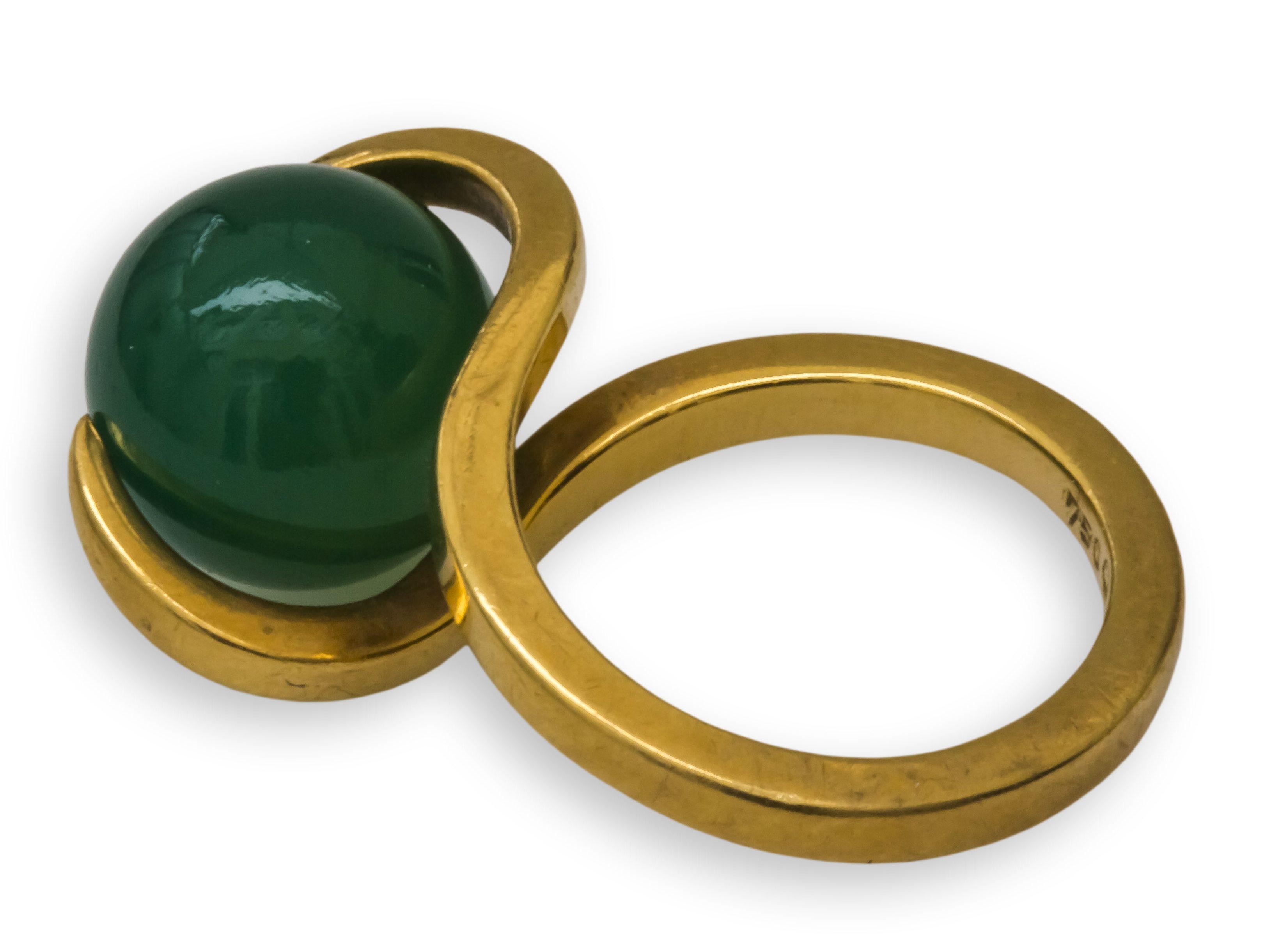 Friedrich Becker, ring, 1957. Collectie Ida Boelen-van Gelder. Fotografie Aldo Smit©