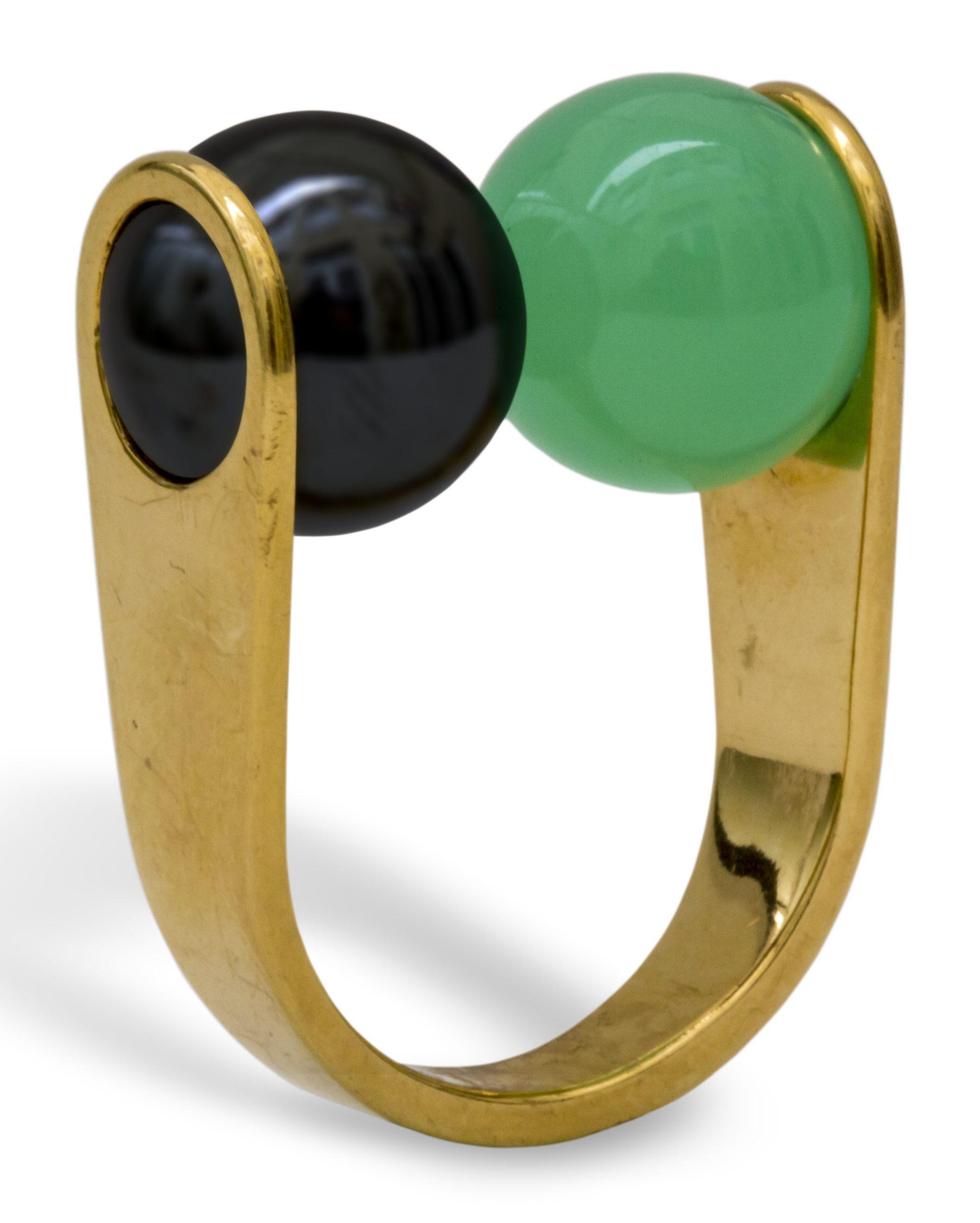 Friedrich Becker, ring, 1962. Collectie Ida Boelen-van Gelder. Fotografie Aldo Smit©