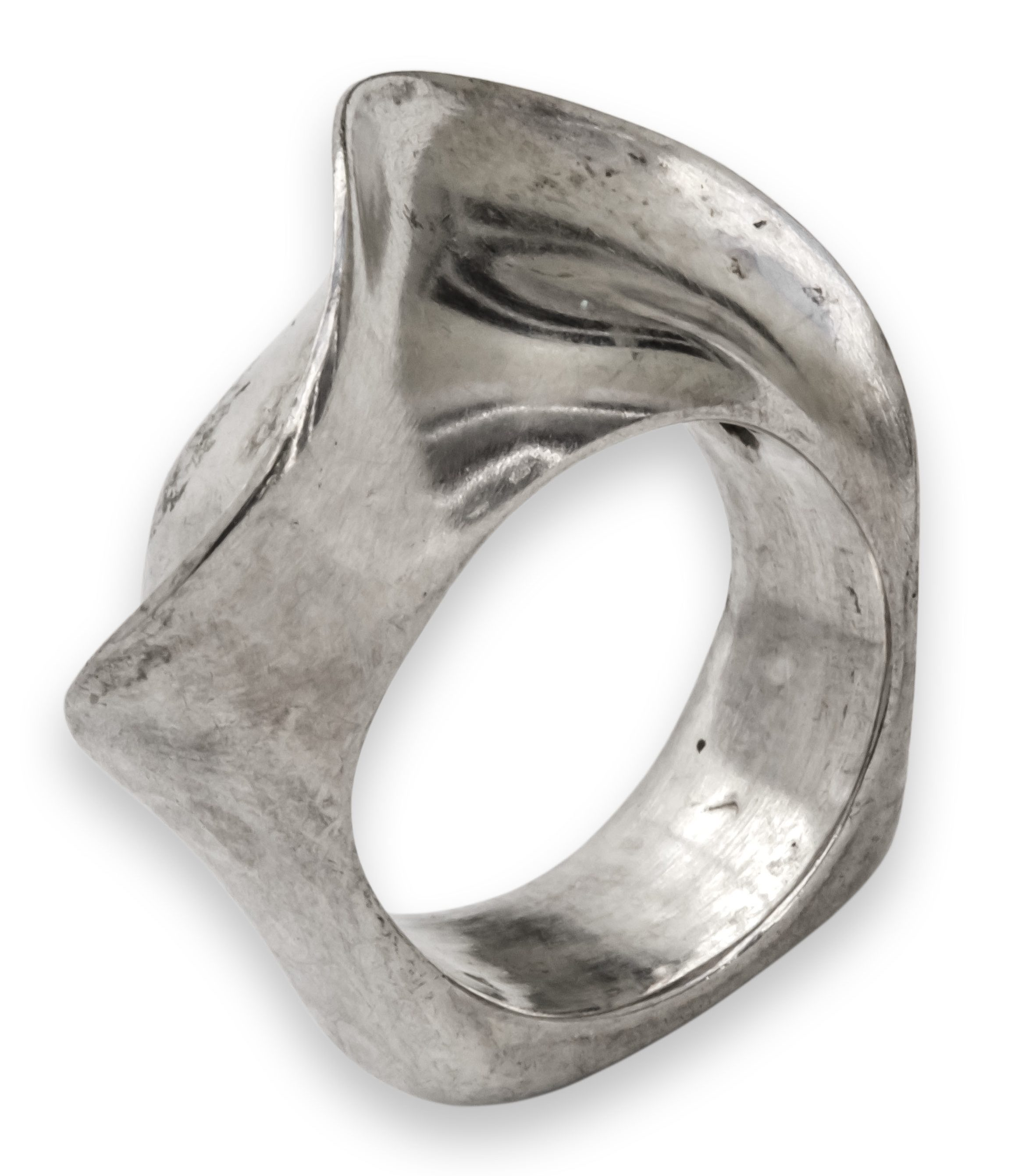 Max Fröhlich, ring, 1965-1970. Collectie Ida Boelen-van Gelder. Fotografie Aldo Smit©