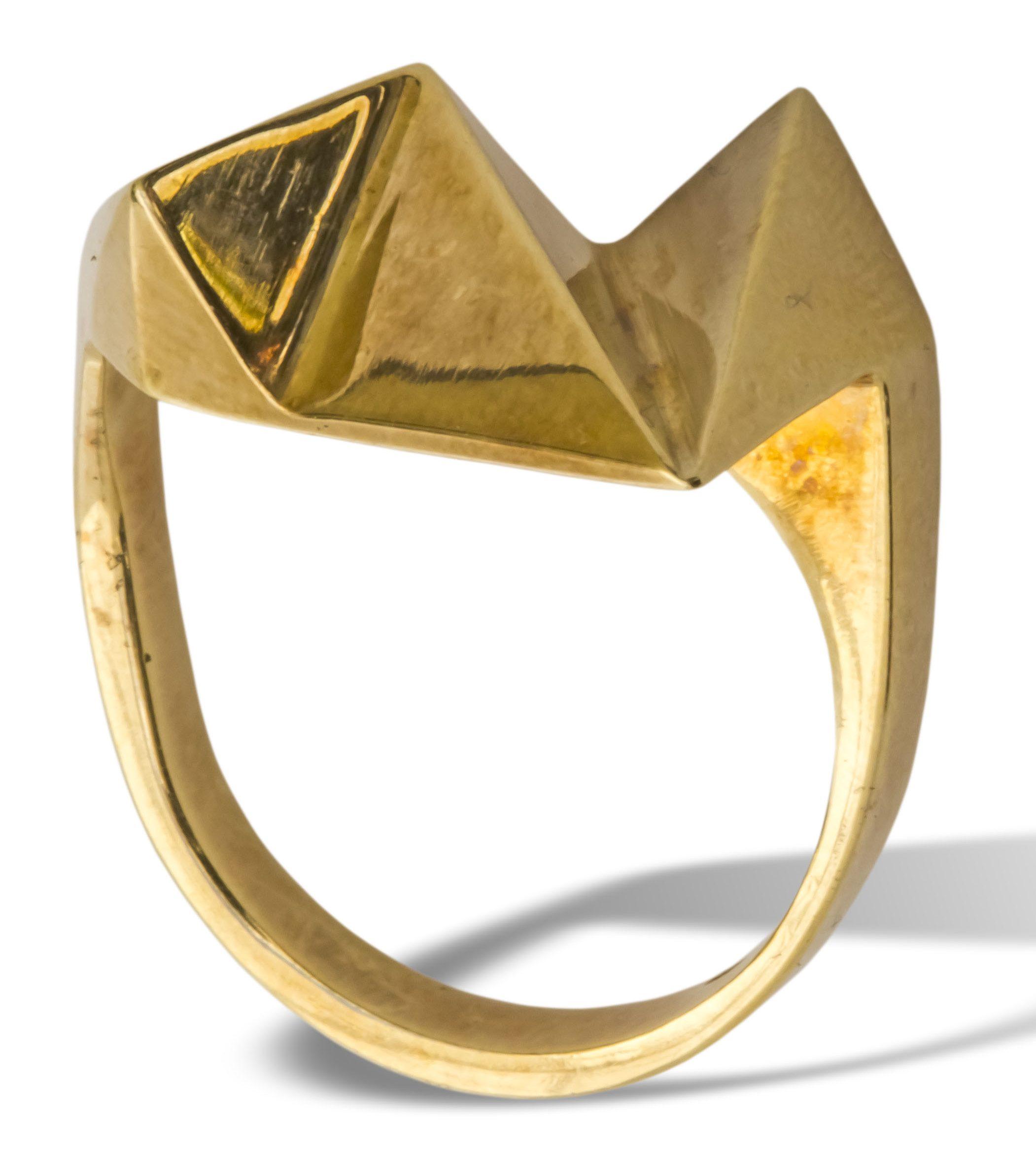 Chen Peiper, ring. Collectie Ida Boelen-van Gelder. Fotografie Aldo Smit©