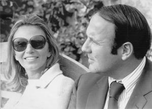 Prinses Catherine AleyaBeriketti Sursock & Prins Sadruddin Aga Khan, 1972. Foto met dank aan Schmuckmuseum Pforzheim©
