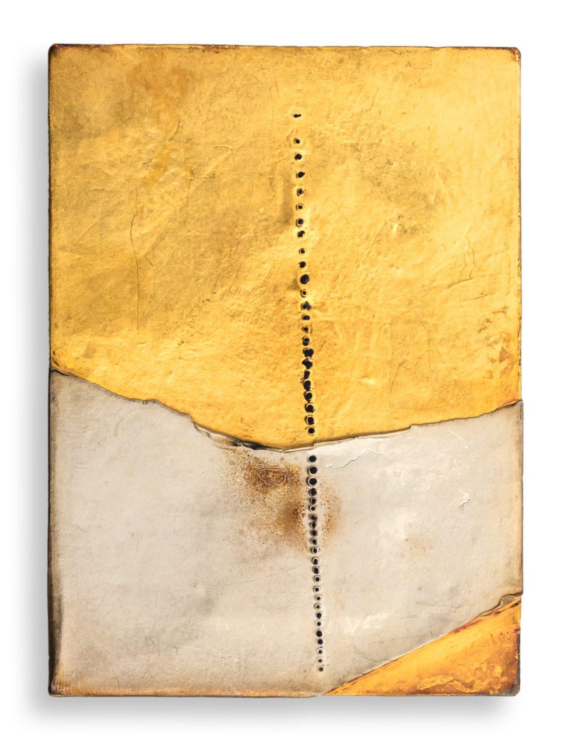 Robert Smit, broche, 1969. Collectie Ida Boelen-van Gelder. Fotografie Aldo Smit©