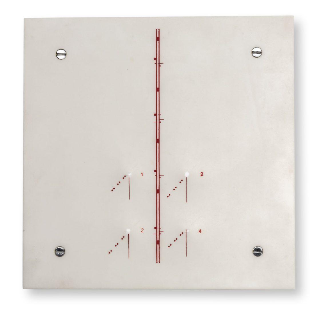 Robert Smit, object, 1970. Collectie Ida Boelen-van Gelder. Fotografie Aldo Smit©