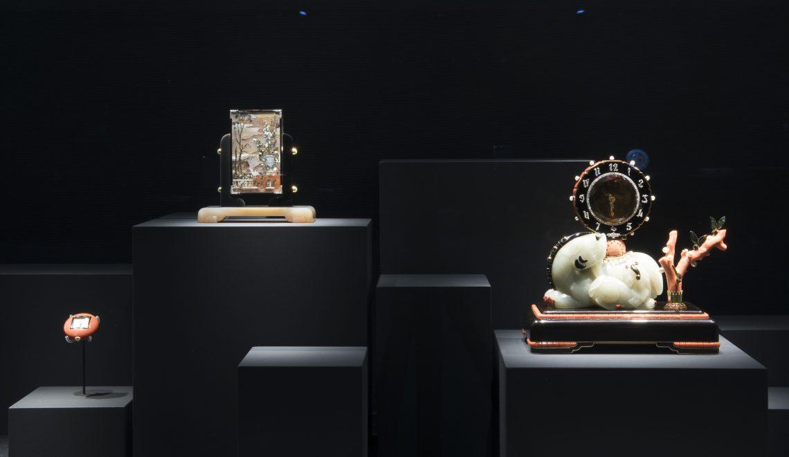 Ost trifft West, Aga Khan Collection, 2018. Foto met dank aan Schmuckmuseum Pforzheim, Petra Jaschke©