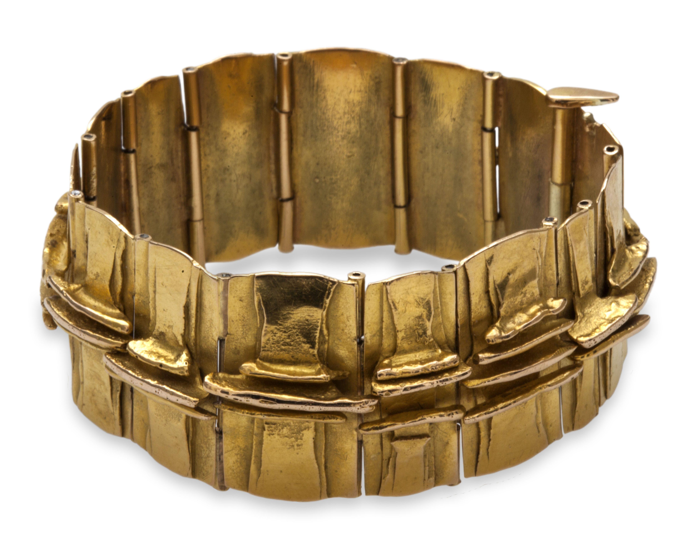 Klaus Ullrich, armband, 1965. Collectie Ida Boelen-van Gelder. Fotografie Aldo Smit©