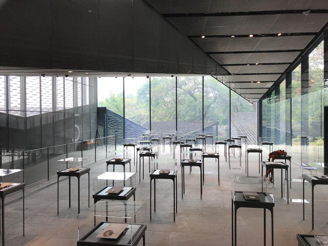 21 Grams, HangzhouArts and Crafts Museum, Hangzhou, 2018. Foto met dank aan Ruudt Peters©