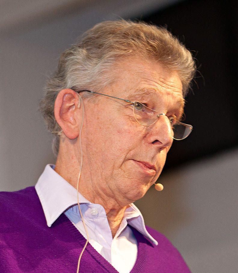 Gerard Unger, 2010. Foto met dank aan Wikimedia Commons, Michael Bundscherer, CC BY-SA 2.0