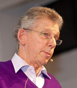 Gerard Unger, 2010. Foto met dank aan Wkimedia Commons, Michael Bundscherer, CC BY-SA 2.0