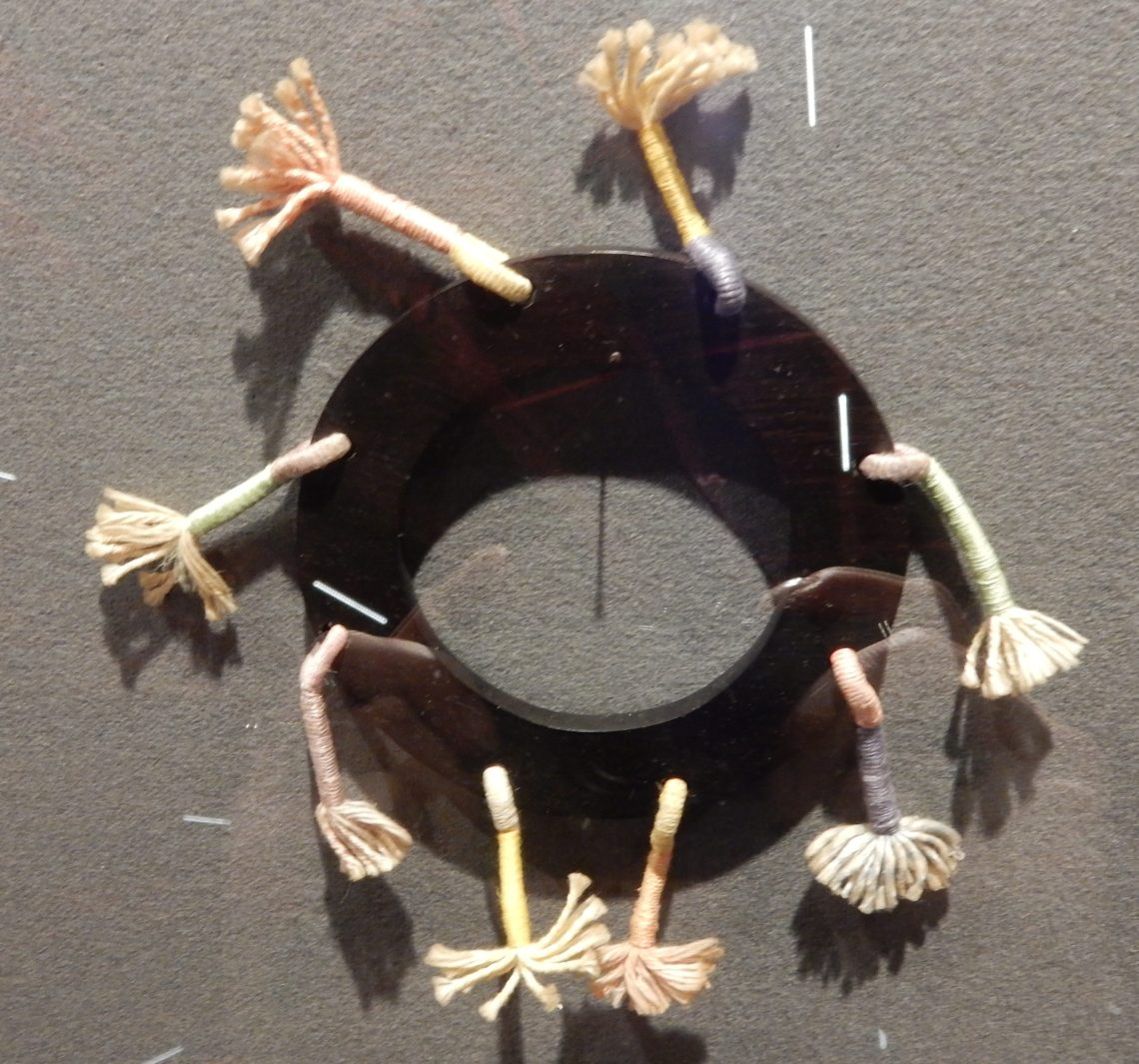 Julia Manheim, armband, 1976. Collectie Jerven Ober, SAF 2018. Foto Esther Doornbusch, november 2018, CC BY 4.0