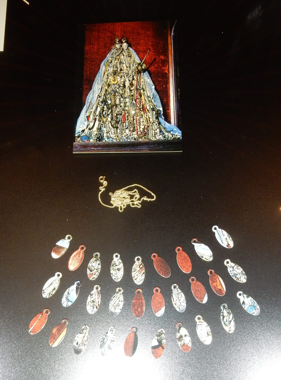 Suska Mackert, Schmuck Madonna, 2002. Collectie Liesbeth den Besten. Schakels, Concept, SAF 2018. Foto Esther Doornbusch, CC BY 4.0