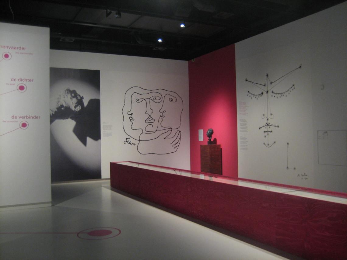 Jean Cocteau. Foto Esther Doornbusch, 2 december 2018, CC BY 4.0