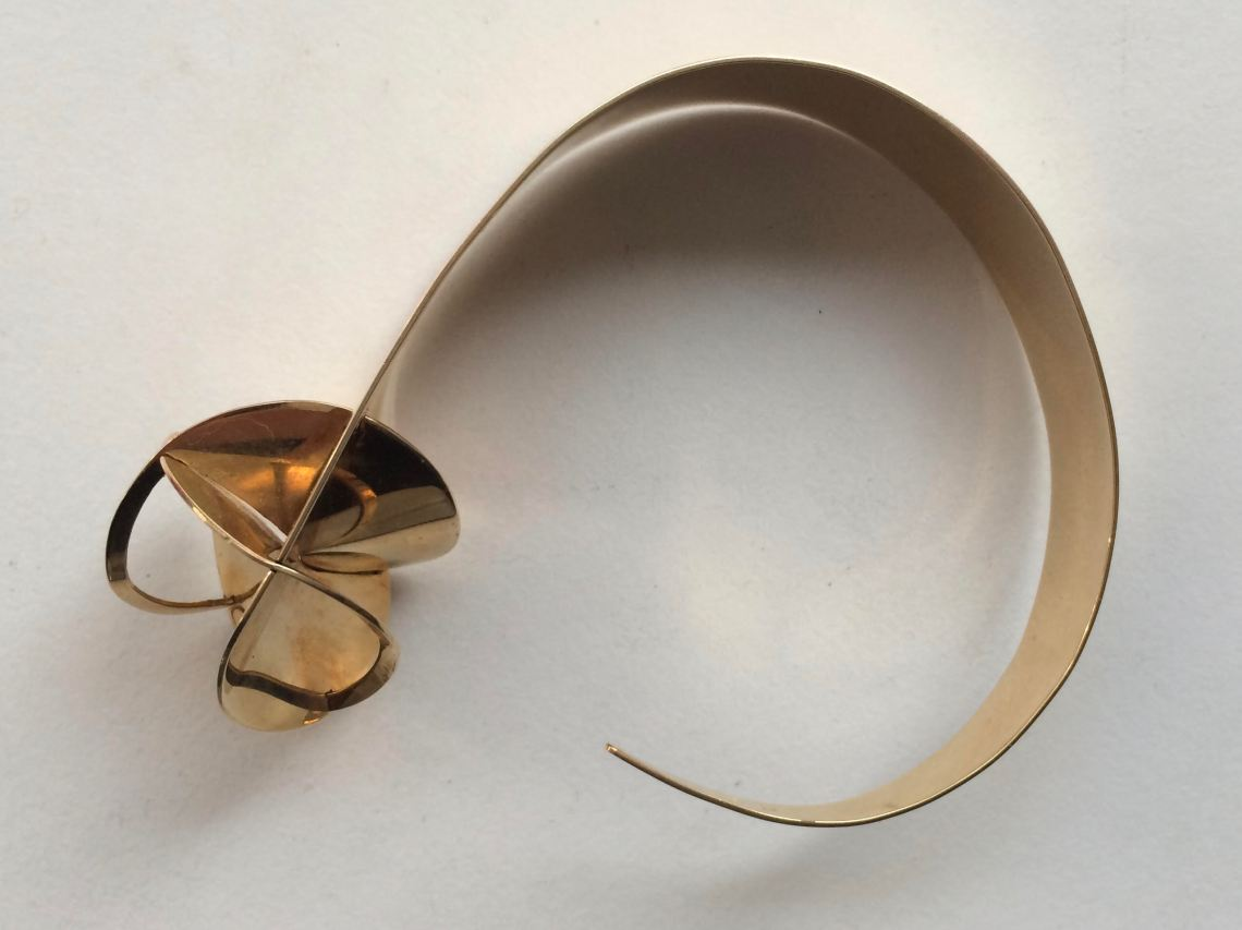 Nicolaas van Beek, armband, 1966. Collectie Riet Neerincx. Foto met dank aan Clara de Goede©