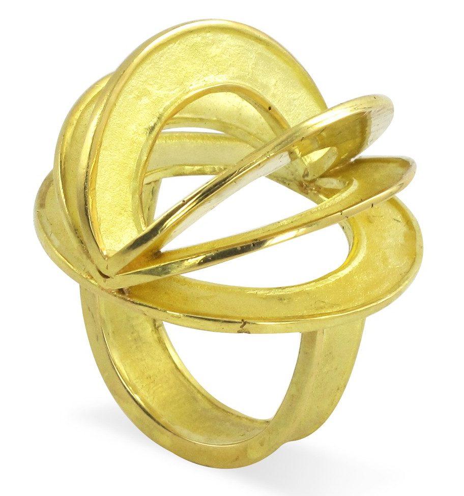 Hélène Courtaigne Delalande, Armillaire, ring. Foto met dank aan Galerie Elsa Vanier©