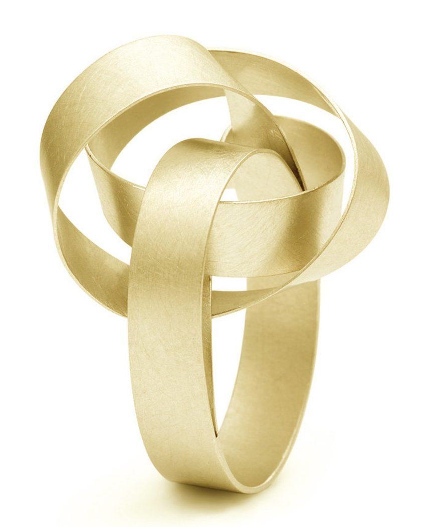 Niessing, ring. Foto met dank aan Galerie Elsa Vanier©