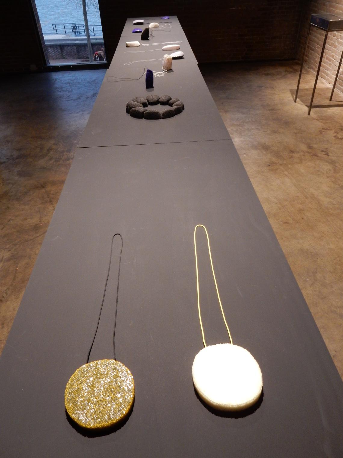 Karin Seufert. Galerie Marzee. Foto Esther Doornbusch, 22 december 2018, CC BY 4.0