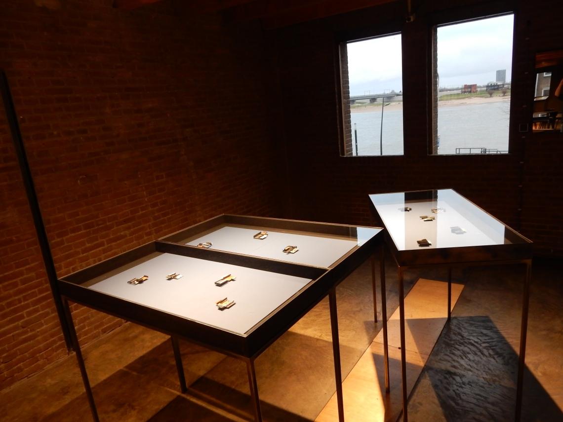 Ramón Puig Cuyàs. Galerie Marzee. Foto Esther Doornbusch, 22 december 2018, CC BY 4.0