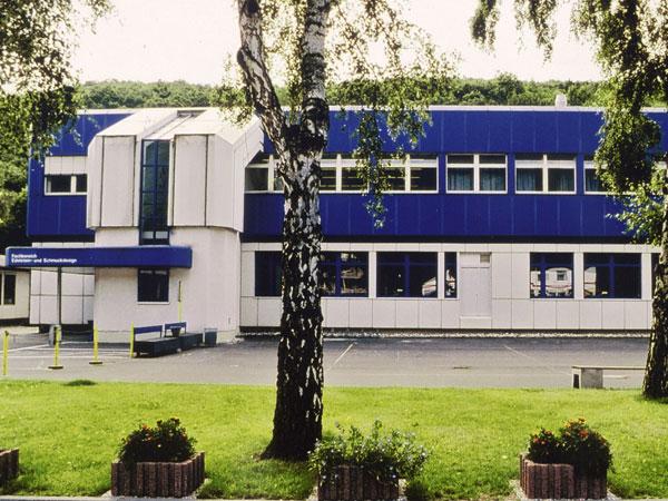 Hochschule für Angewandte Wissenschaft, Idar-Oberstein. Foto met dank aan de Fachhochschule Trier©