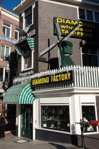 The Mill Diamonds, Sieradenkwartier Amsterdam, februari 2019. Foto met dank aan M.O.©