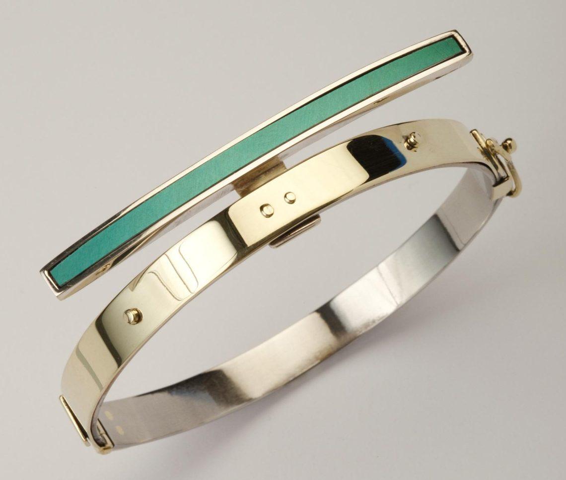 Karel Betman, armband. Foto met dank aan Galerie Beeld & Aambeeld©