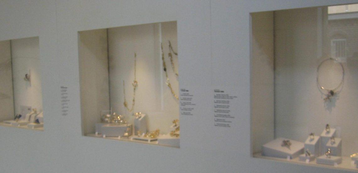 Anneke Schat in Museum Van der Togt, februari 2019. Foto Esther Doornbusch©